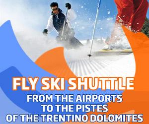 WINTER 2016/2017 FLY SKI SHUTTLE Airport - Park Hotel Miramonti Folgaria