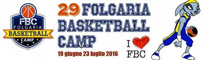 FOLGARIA BASKET CAMP 2016