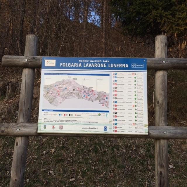 Una grande estate a  Folgaria con il Nordic Walking Park