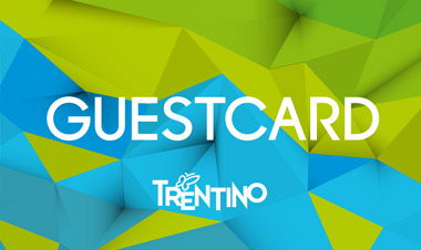 FREE Trentino Guest Card for our guests!