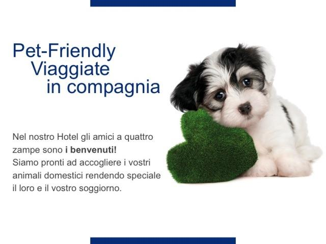Park Hotel Miramonti Folgaria: PET-FRIENDLY HOTEL!